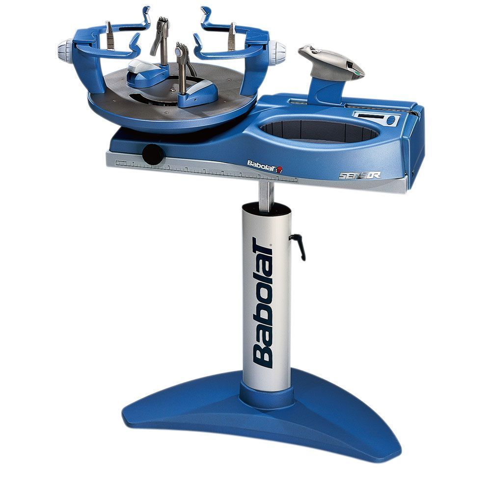 Tennis Stringing Machine >> Babolat Sensor Stringing Machine